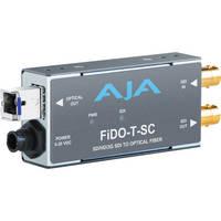 AJA FiDO-T-SC SDI/Optical Fiber Mini-Converter