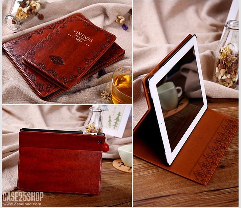 Vintage Retro Mosso งานแท้ (เคส iPad Air 1)