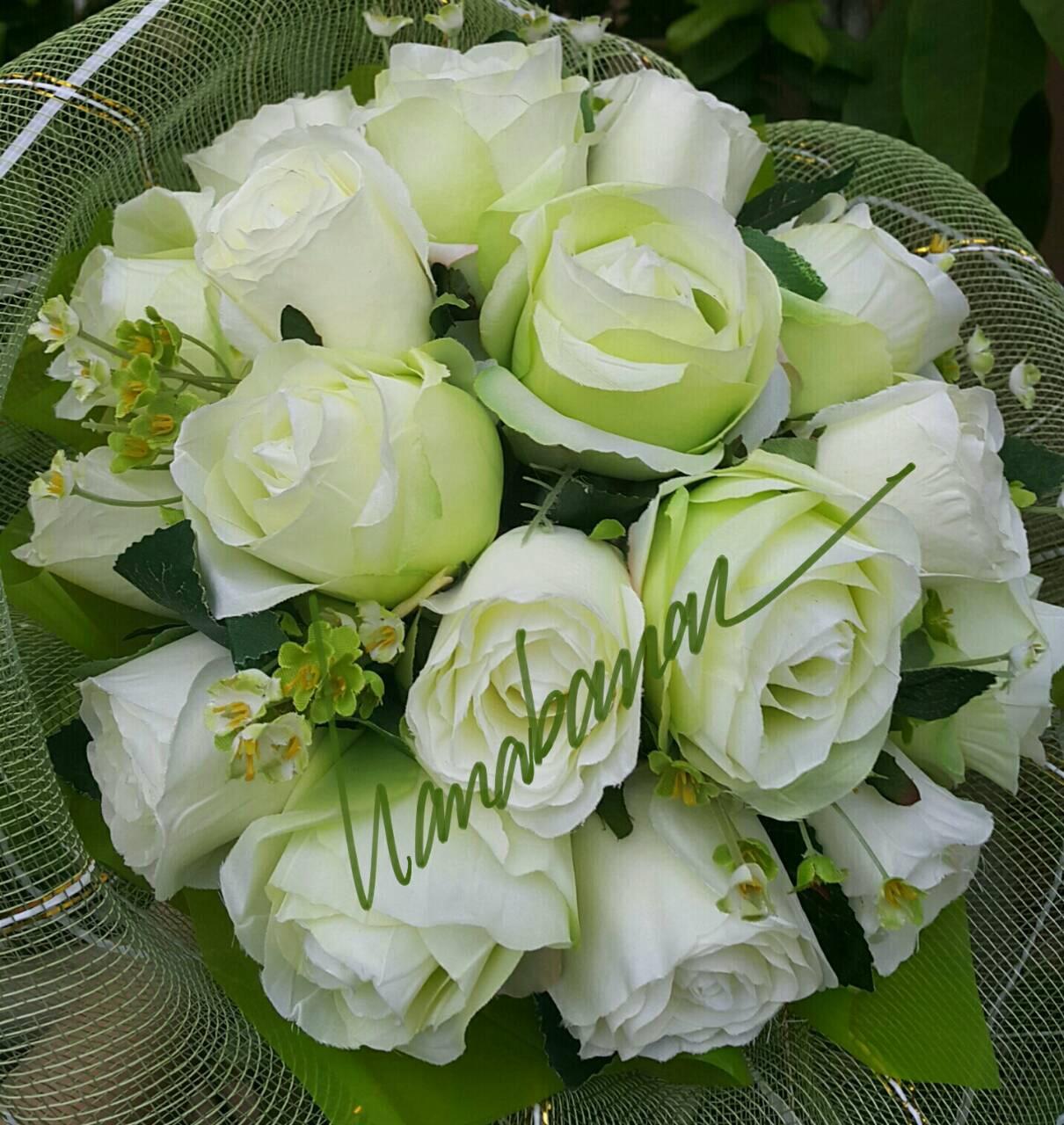ช่อดอกไม้ E004
