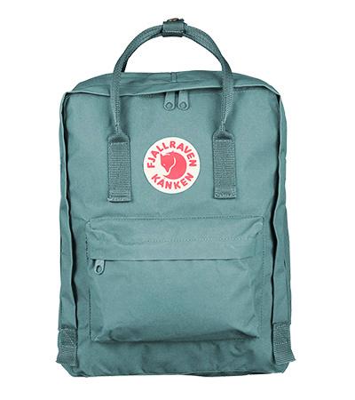 กระเป๋า Fjallraven Kanken Classic สี Frost Green เขียวอมฟ้า พร้อมส่ง
