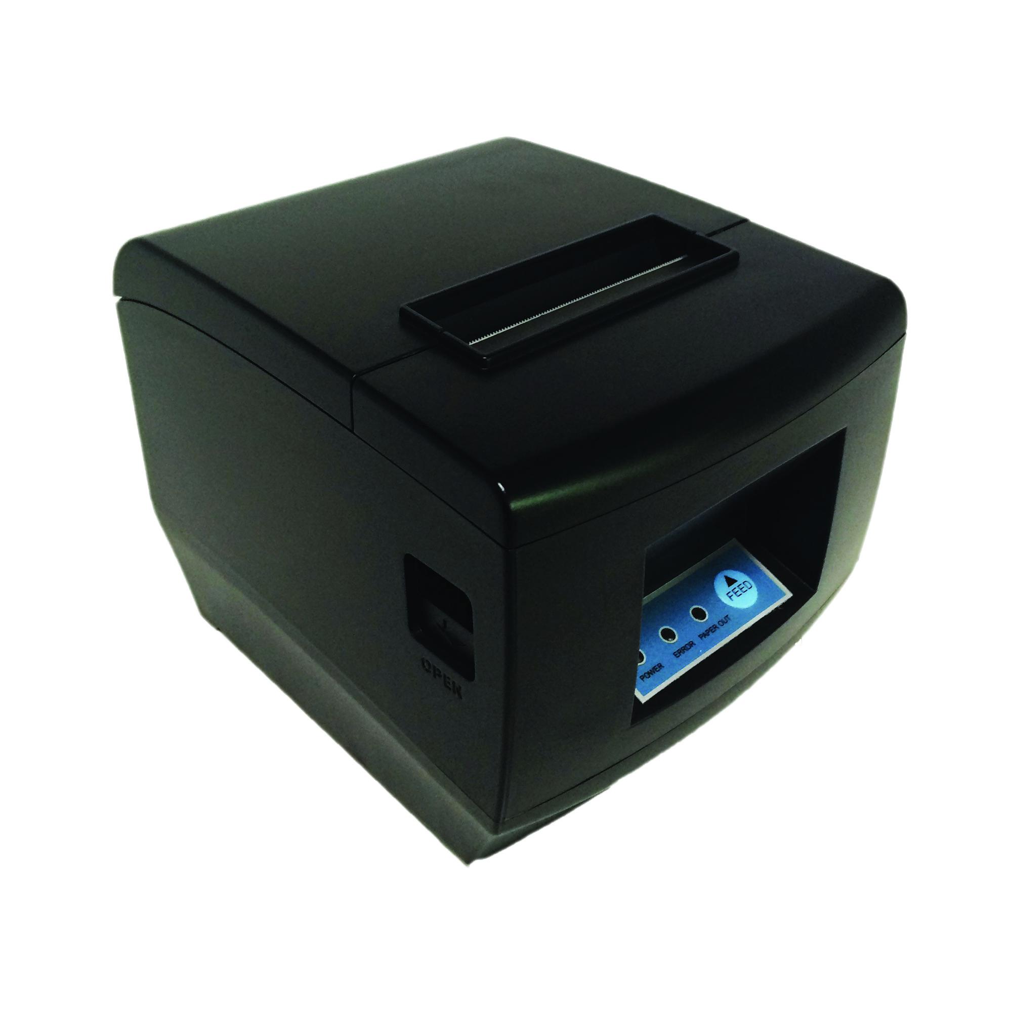 เครื่องพิมพ์ใบเสร็จหัวความร้อนขนาด 80 มม. ราคาย่อมเยาว์ (IN-80N)