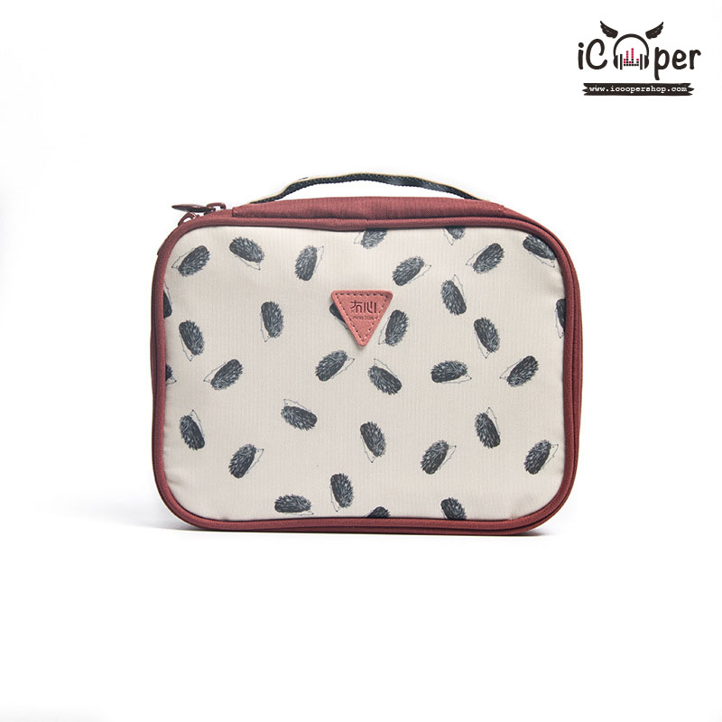 MAOXIN Cosmetic Bag - MX-4 (Hedgehog)