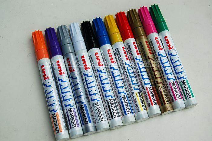 ปากกาแต้มสีเฟรม