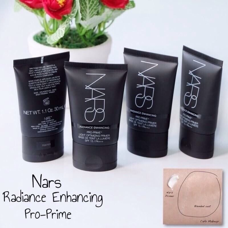 #Nars Pro Prime Light Optimizing Primer SPF15 PA+++ (Nobox) 30ml