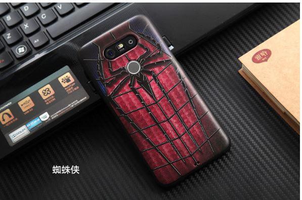 เคสLG G5 ลายสไปเดอร์แมน silicone soft case