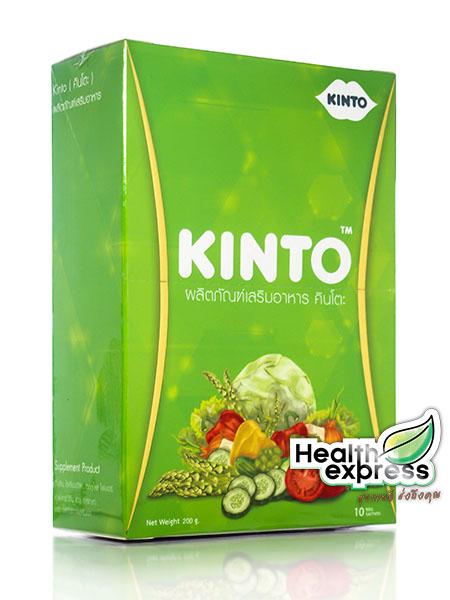 Kinto คินโตะ บรรจุ 10 ซอง