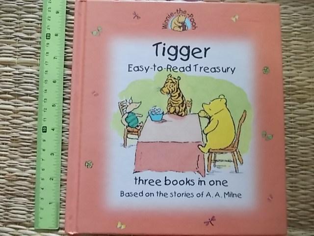 Tigger: Easy-to-Read Treasury (Three Books in One) รวมนิทานปกแข็ง ราคา 200