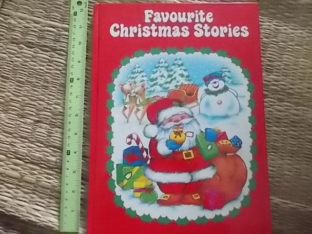 Favourite Christmas Stories Hardback 110 Pages ราคา 200