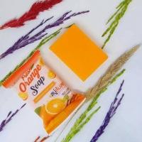 Fresh Orange Soap สบู่ส้มสด