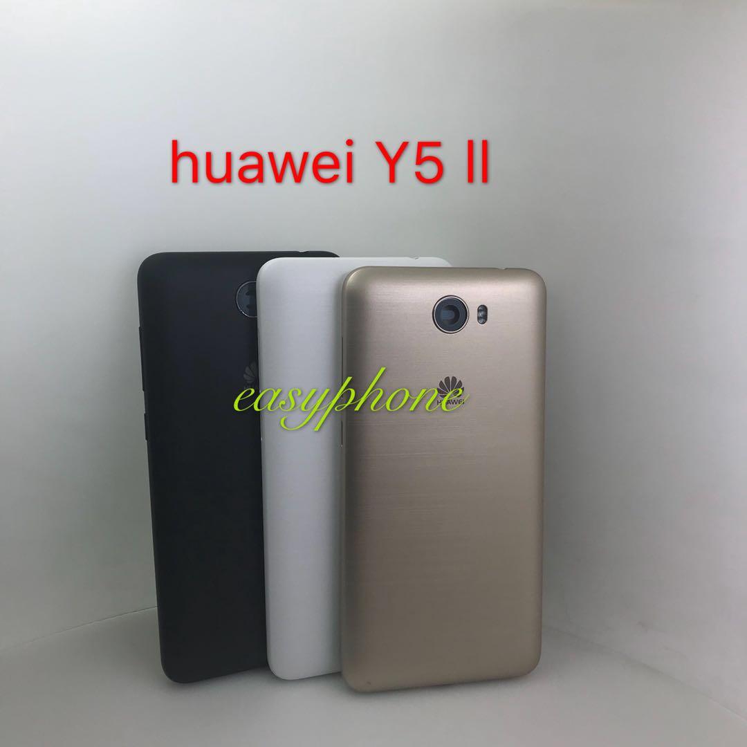 หน้ากาก Huawei Y5ll CUN -L22 // มีสี ดำ,ขาว,ทอง