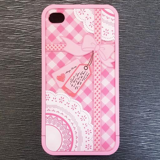 เคสแข็ง - สวยๆ 4 ลาย - เคส iPhone 4 / 4S
