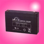 แบตเตอรี่แห้ง 12V 2.8Ah LEOCH DJW12-2.8 LP12-2.8 Battery Lead Acid SLA VRLA AGM