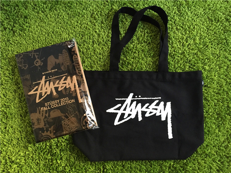 กระเป๋า Stussy Fall Collection 2015 (e-Mook)