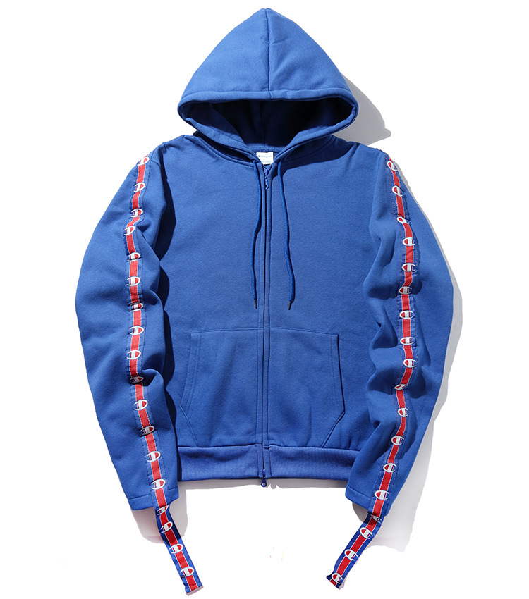 เสื้อ Vetements x Champion Hoodie