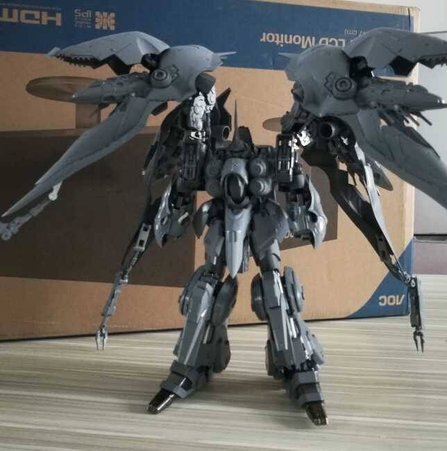 เปิดจอง MC 1:00 Scale Metalbuild Kshatriya