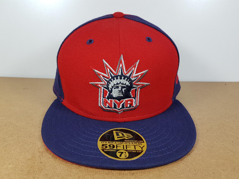 New Era NHL ทีม New York Rangers ไซส์ 7 1/2 แต่วัดได้ ( 58.7cm )