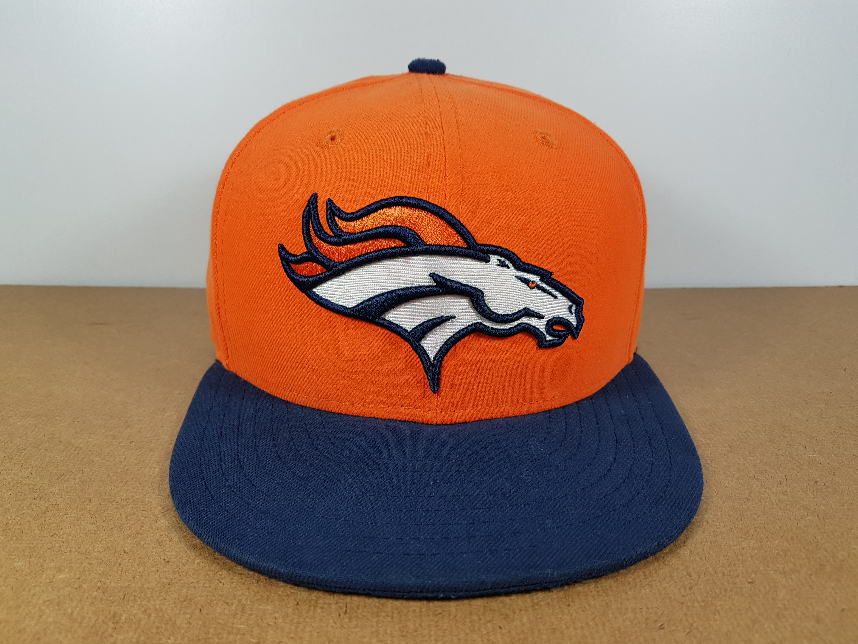 New Era NFL ทีม Denver Broncos ไซส์ 7 1/8 แต่วัดได้ ( 58cm )