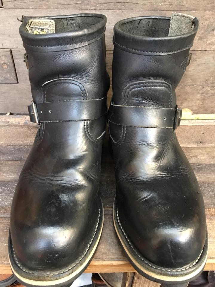 Chippewa Engineer boot size 6.5