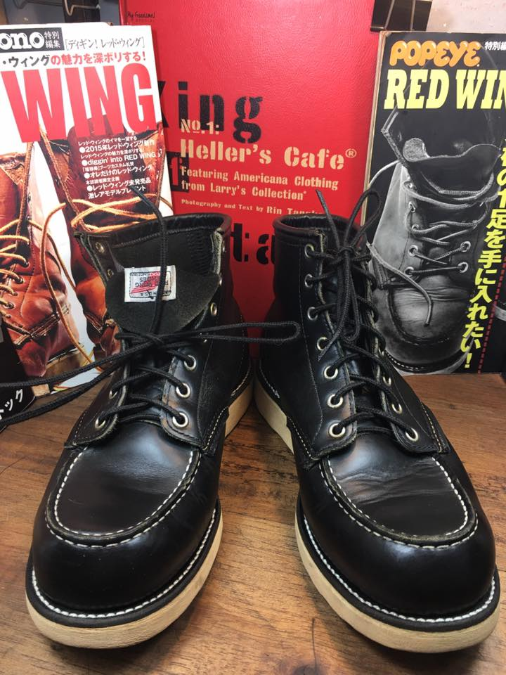 13.Vintage Red wing 8130 ป้ายเล็ก ยุค 90's size 8.5EE