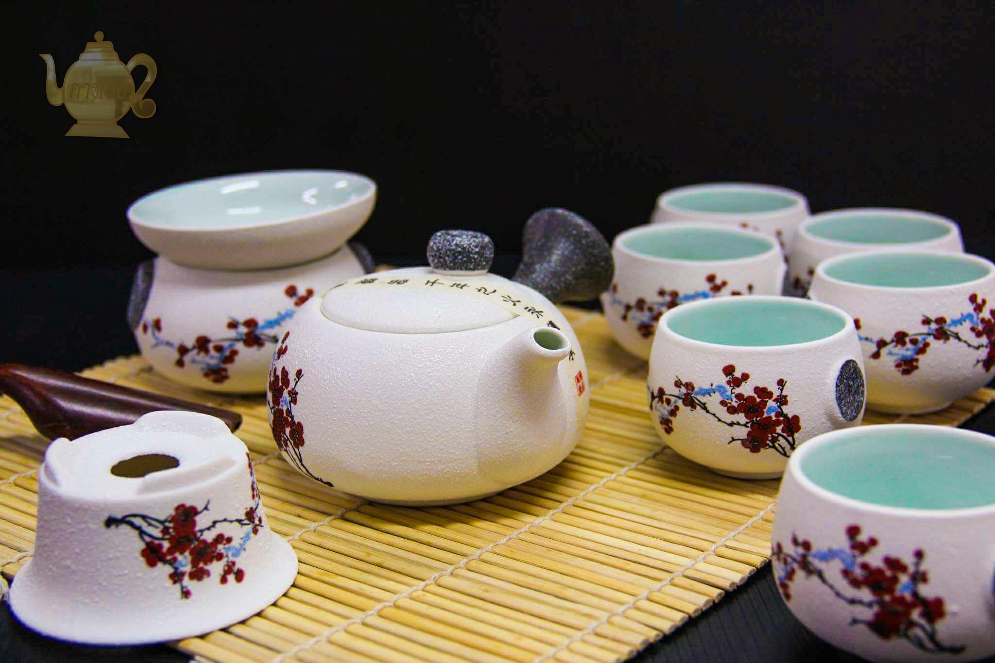 ชุดชงชาจีน