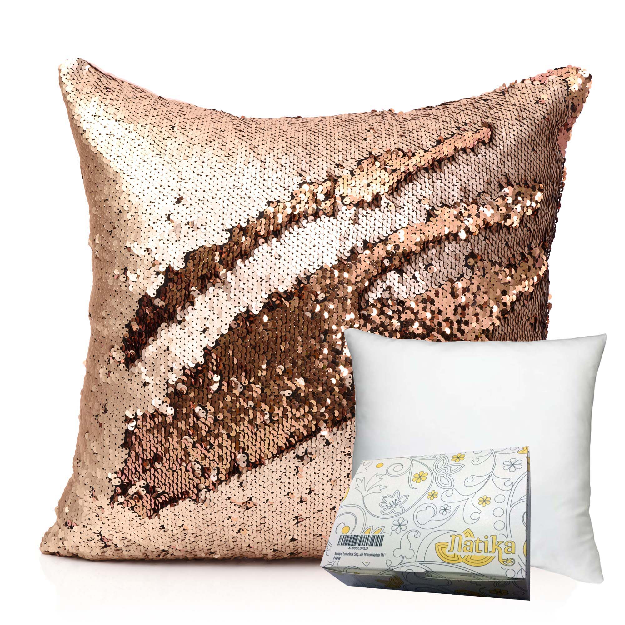 and pillows gallery sequin black blanket cover cushion gold sequins throw pillow