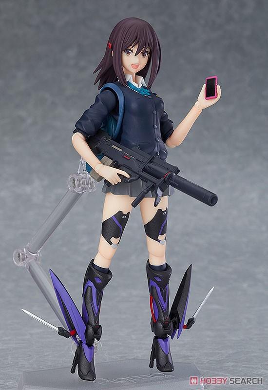 เปิดรับPreorder มีค่ามัดจำ 500 บาท figma Bionic JoshiKosei (PVC Figure)
