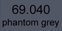 mecha vallejo 69. 040 phantom grey 17 ml.