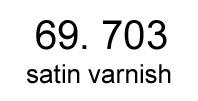 mecha vallejo 69. 703 satin varnish 17 ml.