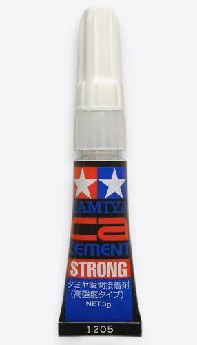 87139 CA cement strong (3g) กาวแห้งเร็ว