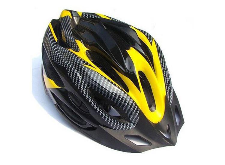 หมวกจักรยาน KERRY yellow
