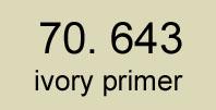 vallejo 70. 643 ivory primer 17 ml.