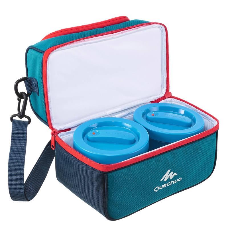 กระเป๋าเก็บอุณหภูมิ พร้อมกล่องเก็บอาหาร