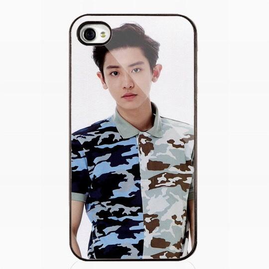EXO เคส EXO DIE JUNGS iphone4s/5s CHANYEOL