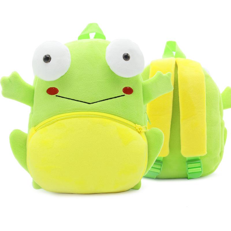 กระเป๋ากบสีเขียว แพ็ค 3 ชิ้น