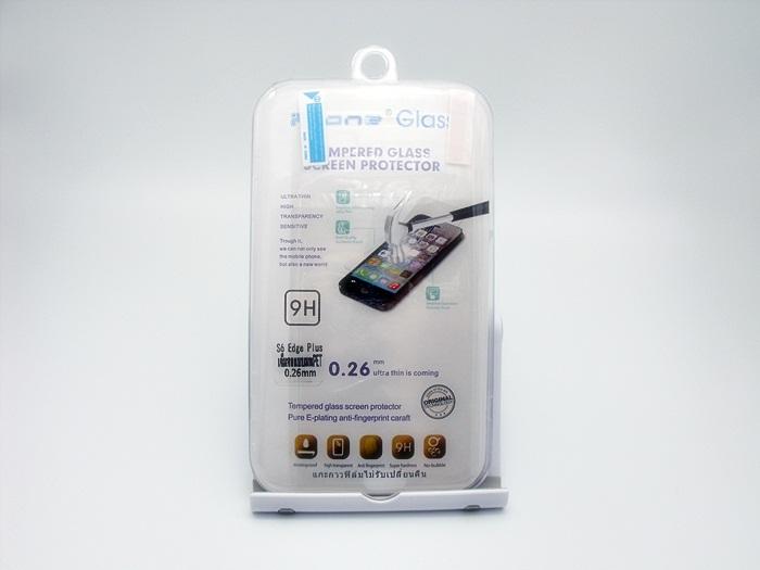 ฟิล์มPET Samsung Galaxy (S6 Edge Plus) เต็มจอ ขอบมน