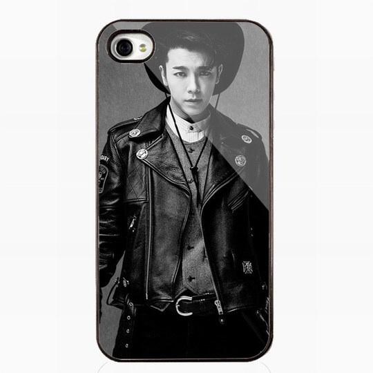 SUPER JUNIOR เคส sj iphone4s/5s Donghae