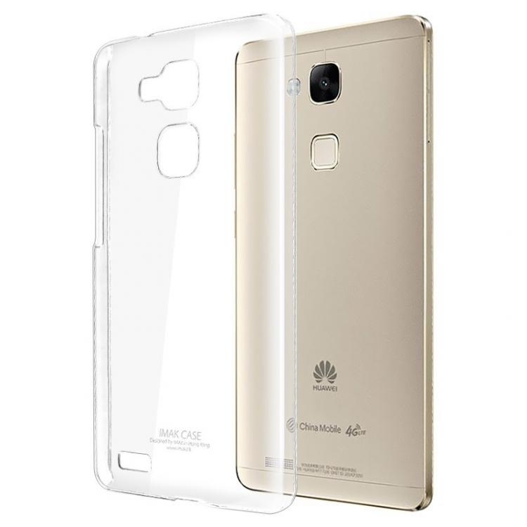 Case Huawei Mate 7 รุ่น Imak ll (เคสใสแข็ง) เคลือบสารกันรอยขีดข่วน