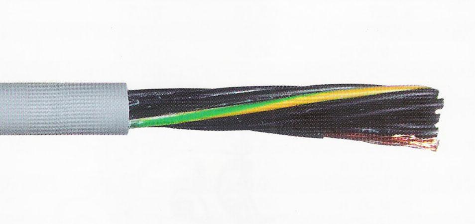 สายไฟ FLEX-JZ(OZ) 2X1.5 SQMM