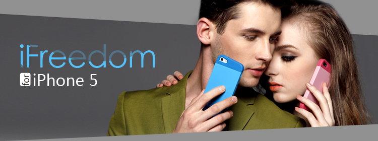 เคสเทพ IPHONE 5 เคสมือถือสุดหรูจาก GGMM iFreedom Series