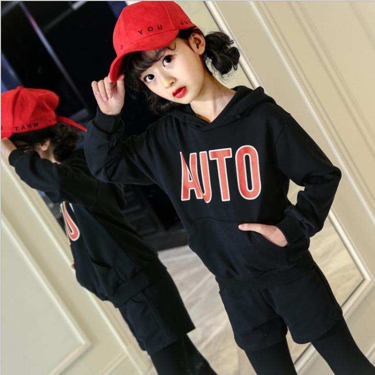 เสื้อ+กางเกง สีดำ แพ็ค 5 ชุด ไซส์ 120-130-140-150-160 (เลือกไซส์ได้)