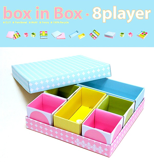 8-Players Box in Box