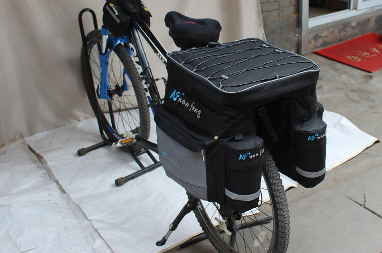 กระเป๋าจักรยาน กระเป๋าทัวริ่ง ขนาดใหญ่