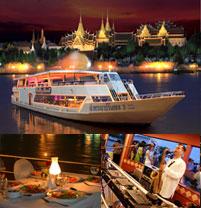 Dinner Cruise by Chao Phraya Princess (เด็ก/คนไทย)