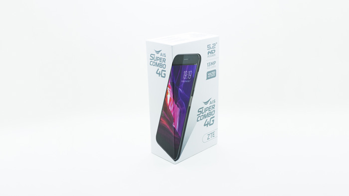 ZTE Blade A512 - อุปกรณ์ในกล่อง - 1