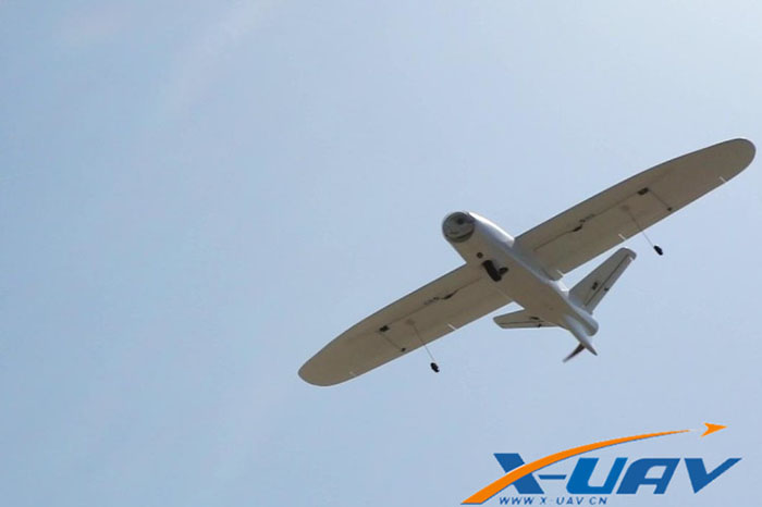 X-UAV Talon EPO 1718mm Wingspan V-tail FPV Plane Aircraft Kit V3