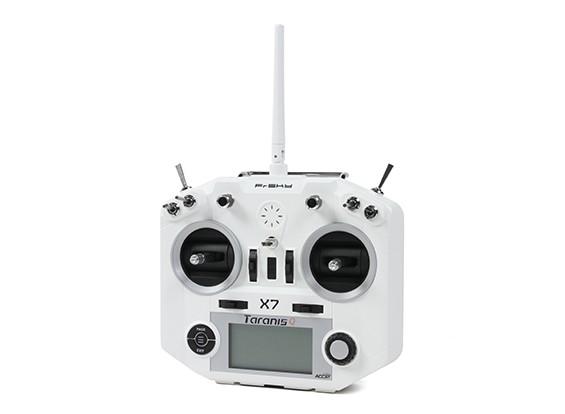 FrSky ACCST Taranis Q X7 2.4GHz 16CH Transmitter White Mode 2
