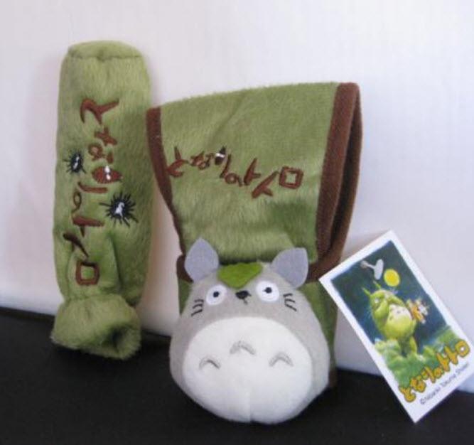 ชุดหุ้มเบรคมือและเกียร์ออโต้ Totoro