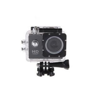 กล้องติดหมวกกันน็อค Sport Action camera HD 1080P Wifi (สีดำ)