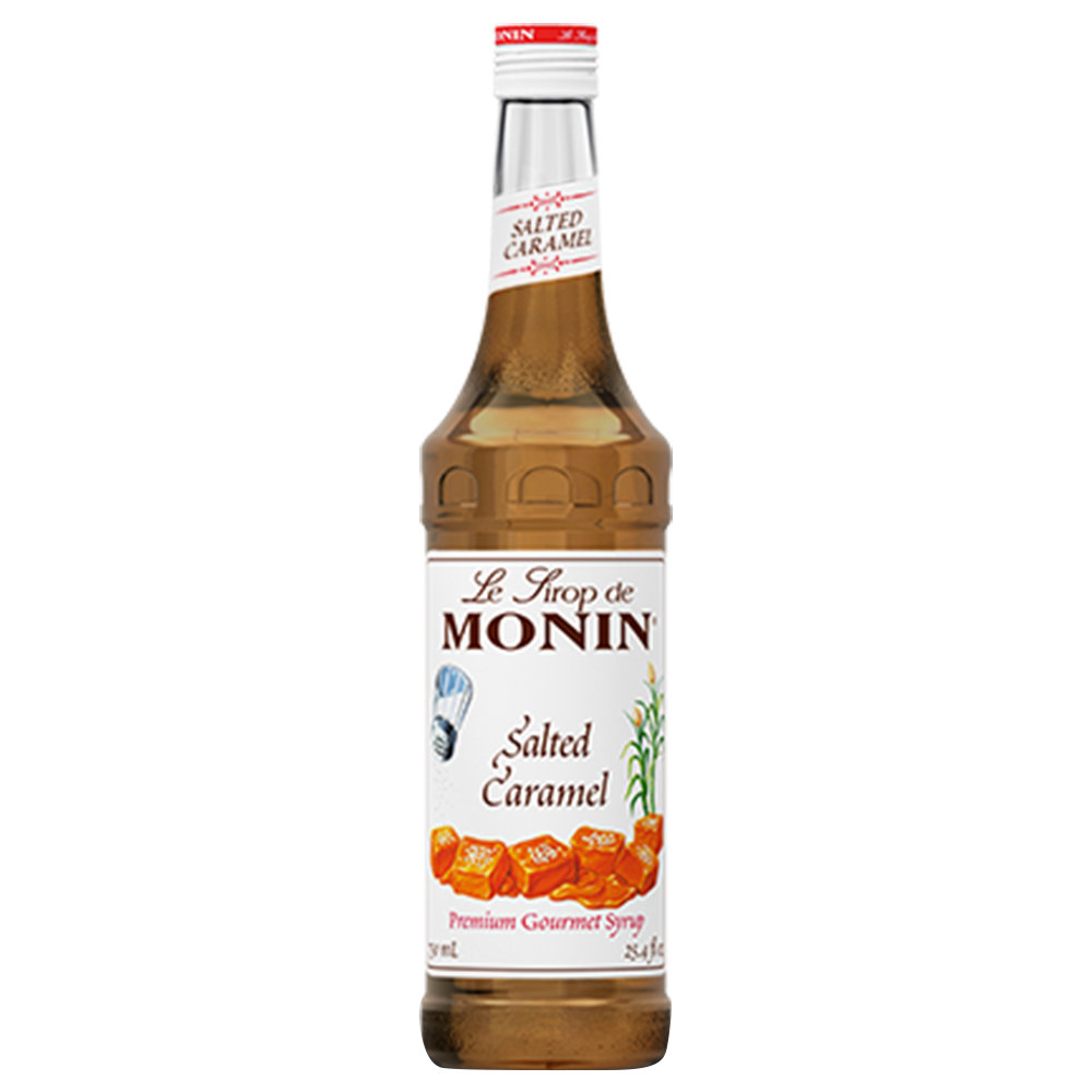 Salt Caramel Syrup - 700ml