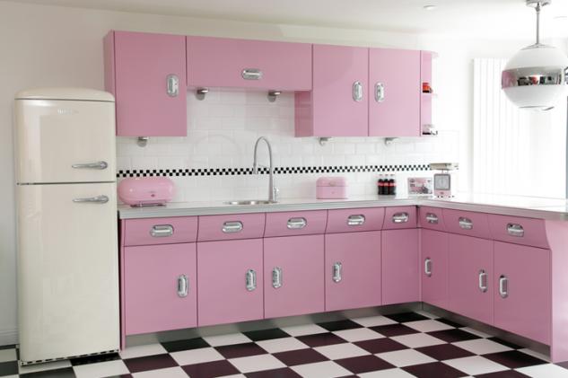 ห้องครัวสีชมพู 10